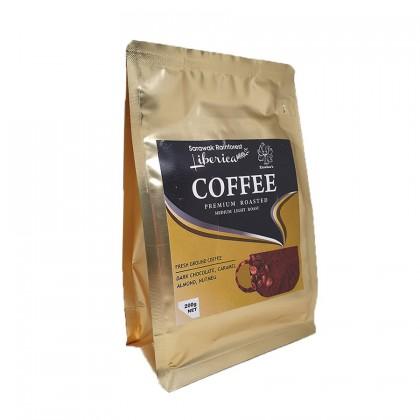 Sarawak Rainforest Liberica Premium Coffee Powder (200g)